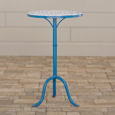 Donellan Side Table Finish: Blue