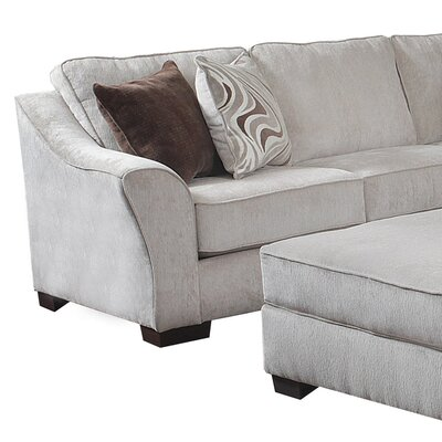 Stoneridge Armless Loveseat by Simmons Upholstery
