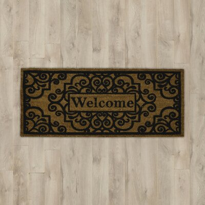 Savannah Heights Arabesque Doormat