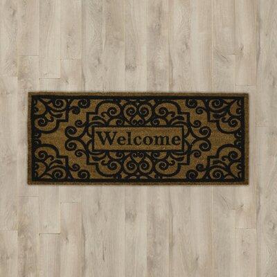 Savannah Heights Arabesque Doormat