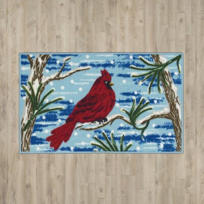 Roslyn Estates Cardinal Doormat