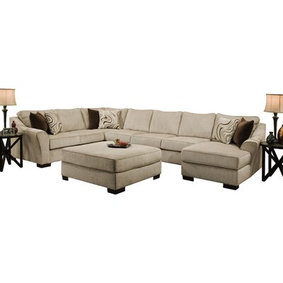 Simmons Upholstery Stoneridge Sectional
