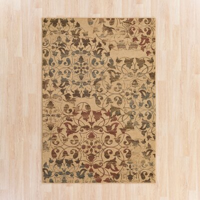 Greenhalge Area Rug Rug Size: Rectangle 2 x 33