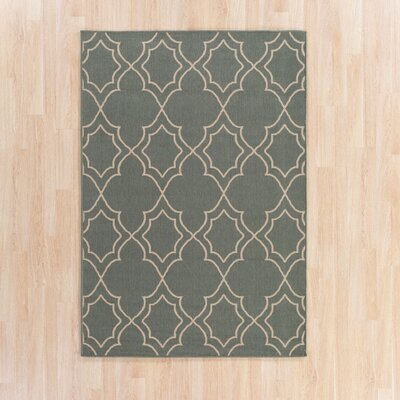 Alayna Green Indoor/Outdoor Area Rug