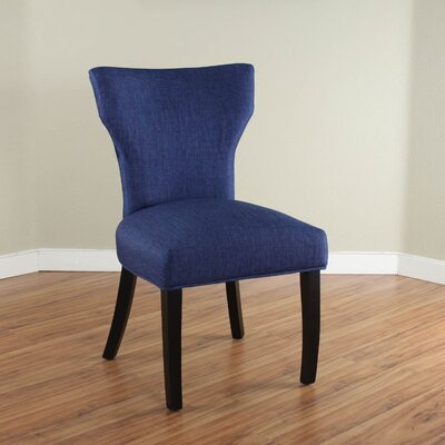 Cullen Parsons Chair Upholstery: Deep Blue