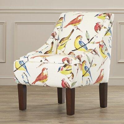 Wilburton Upholstered Slipper Chair