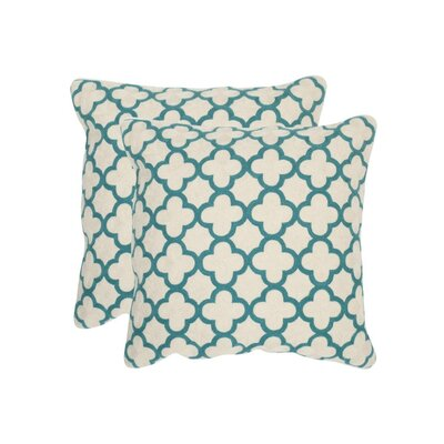 Throw Pillow Size: 20 H x 20 W x 2.5 D