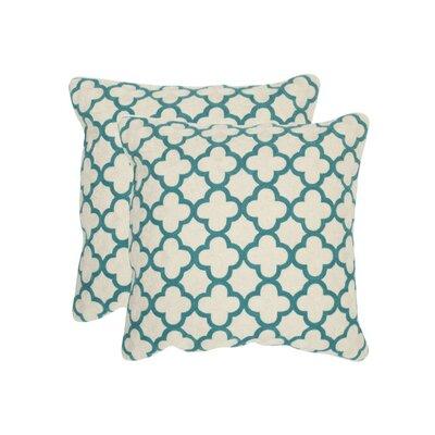 Throw Pillow Size: 20 H x 20 W x 2.5 D