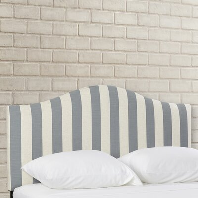 Carolyn Queen Upholstered Panel Headboard