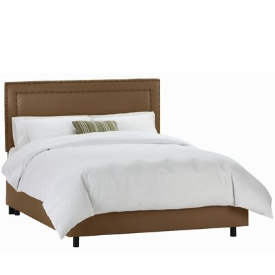 Bellbrook Upholstered Panel Bed Size: Queen