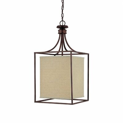 Dana 2-Light Foyer Pendant