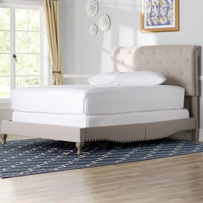 Hathaway Queen Upholstered Panel Bed