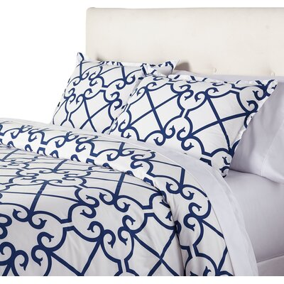 Alcott Hill Langport Reversible Comforter Set