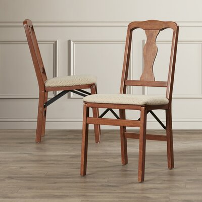 Divernon Side Chair Finish: Cherry