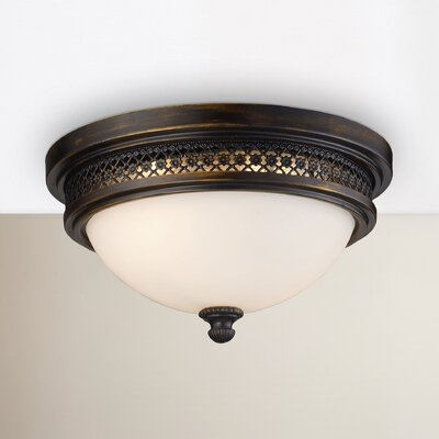 Strathern 2-Light Flush Mount