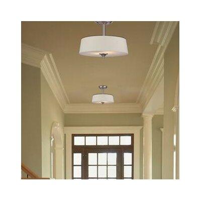 Alcott Hill Innisbrook 2 Light Drum Pendant