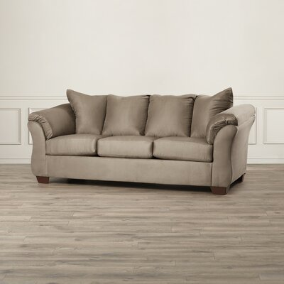 Huntsville Full Sleeper Sofa Upholstery: Cobblestone
