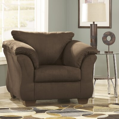 Huntsville Armchair Upholstery: Caf�