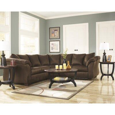 Alcott Hill ALCT5492 32167658 Huntsville Left Hand Sectional Upholstery