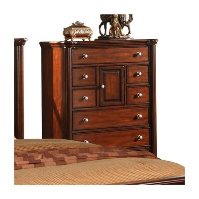 Bancroft Woods 8 Drawer Chest