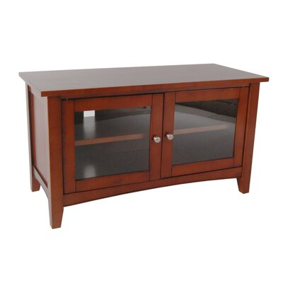 Bel Air 36 TV Stand Color: Cherry