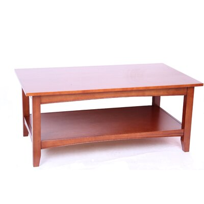 Bel Air Coffee Table Finish: Cherry