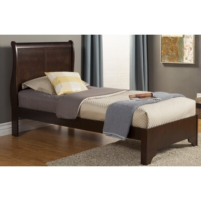 Ferrero Twin Sleigh Bed