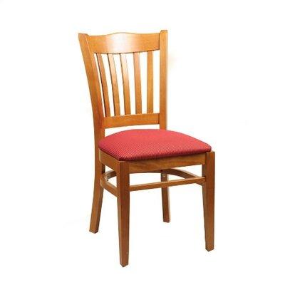 Medina Side Chair (Set of 2) Finish: Natural