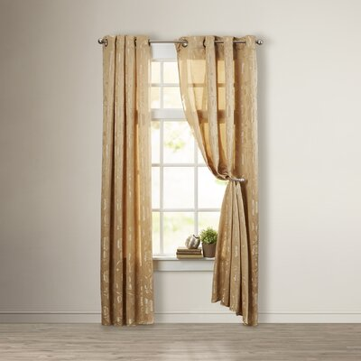 Alcott Hill Audane Curtain Panels