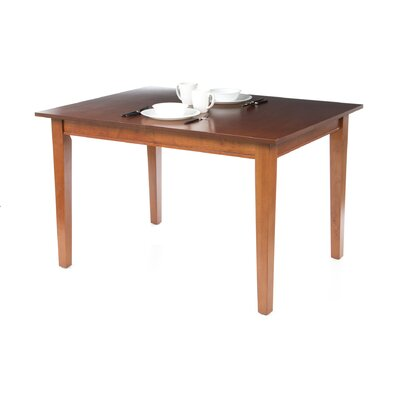 Ferryhill Extendable Dining Table Finish: Cottage Oak