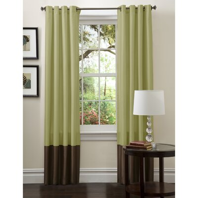 Alcott Hill Lucille Curtain Panel Pair