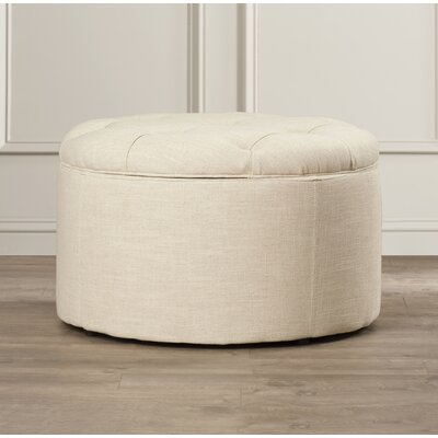 Tanisha Shoe Storage Ottoman
