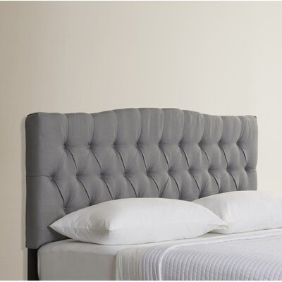 Axel King Upholstered Panel Headboard