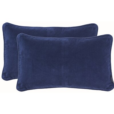 Dream Lumbar Pillow Color: Navy