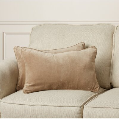 Dream Lumbar Pillow Color: Beige