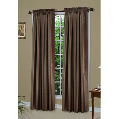 Donna Insulated Thermal Single Curtain Panel