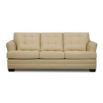 Simmons Upholstery Rathdowney Sleeper Sofa Size: Full, Upholstery: Natural