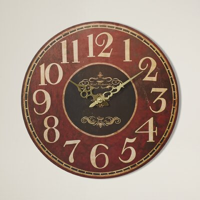 Traditional 16 Round Wall Clock