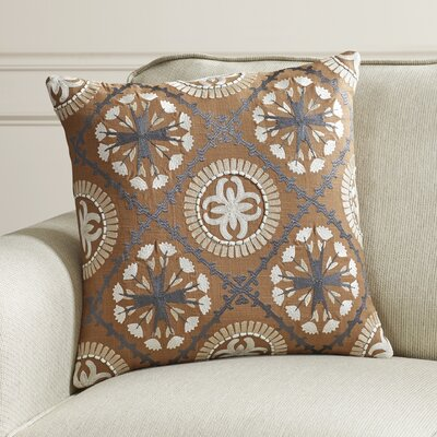 Buckland Cotton Slub Throw Pillow