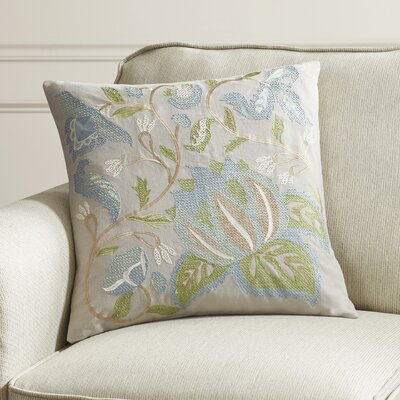 Rayland Cotton Duck Throw Pillow