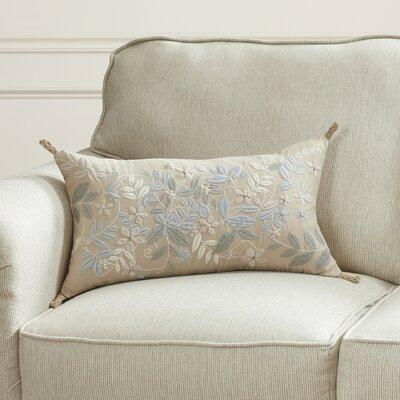 Willoughby Cotton Casement Lumbar Pillow
