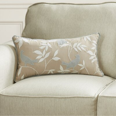 Ostrander Cotton/Linen Lumbar Pillow