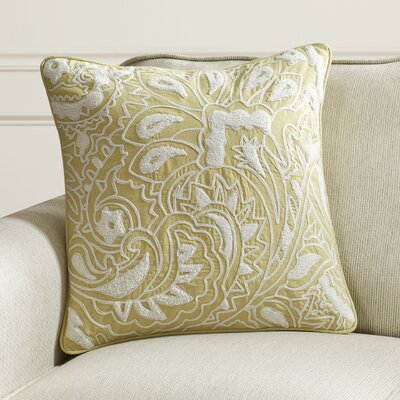 Kenwood Cotton Throw Pillow
