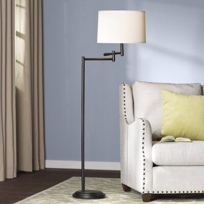 Hamill 60 Swing Arm Floor Lamp