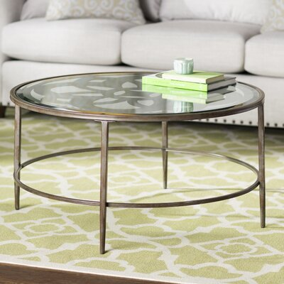 Geoffrey Coffee Table