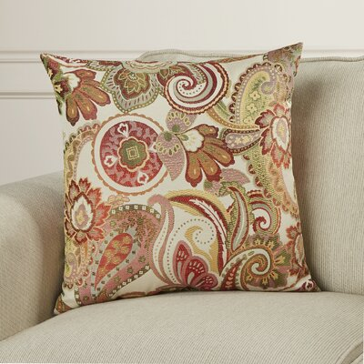 Barnes Throw Pillow Size: 18 x 18