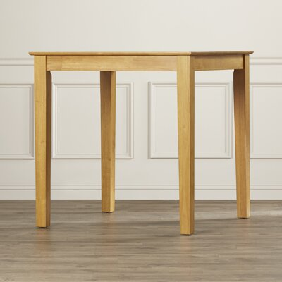 Albany Height Pub Table Color: Oak