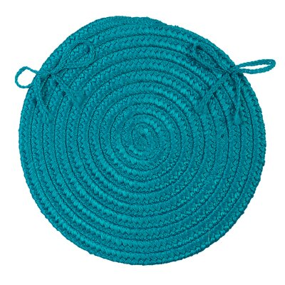 Fraley Dining Chair Cushion Color: Turquoise