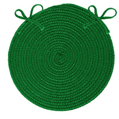 Fraley Chair Cushion Fabric: Leaf Green