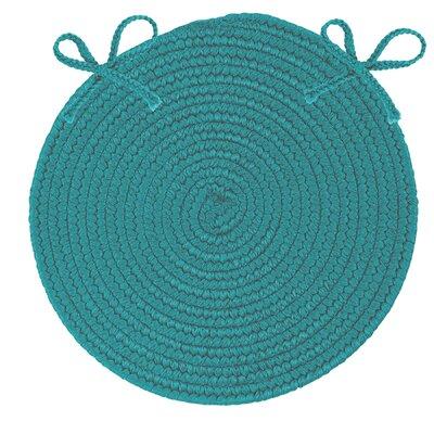 Fraley Chair Cushion Fabric: Teal